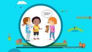 آموزش عذرخواهی کردن به کودکان!